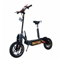 """Patinete eléctrico Spartan 1200W con rueda lisa 14"""""""